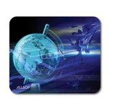 Allsop podložka pod myš - modrý glóbus foto