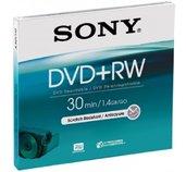 Média DVD+RW DPW-30A SONY pro DVD kamery, 8cm foto