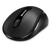 Microsoft Wrlss Mobile Mouse 4000, BTrack, Black foto