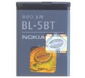 Nokia baterie BL-5BT 860mAh Li-Ion (Bulk) foto