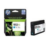 HP 951 XL azurová inkoustová kazeta, CN046AE foto