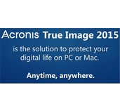 Acronis True Image UL PC and Mac 1 PC - 1Y sub-Upg foto