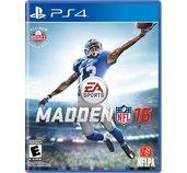 PS4 - Madden NFL 16 - vychází 25.8.2015 foto