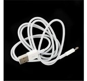 MD819 iPhone 5 Original Datový Kabel White 2m Bulk foto