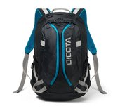 "Dicota Backpack Active 14-15,6"" černo/modrá foto"