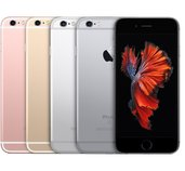 Apple iPhone 6s 128GB Gold foto