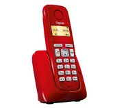 Gigaset DECT A120 Red foto