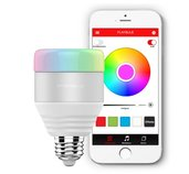 MiPow Playbulb™ Smart chytrá LED BT žárovka - bílá foto