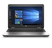 "HP ProBook 650 G2 15.6"" HD/i5-6200U/4GB/500GB/DVD/VGA/DP/SP/RJ45/WIFI/BT/MCR/FPR/1RServis/7+10P foto"