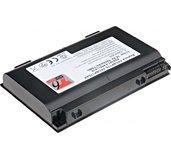 Baterie T6 power Fujitsu Lifebook E8410, E8420, A6210, A6220, AH550, E780, N7010, 8cell, 5200mAh foto
