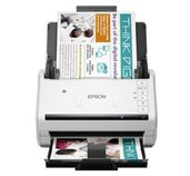 Epson WorkForce DS-570W, A4, 600 dpi, ADF, USB foto