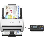 Epson WorkForce DS-530N, A4, 600 dpi, ADF, USB foto