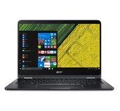 Acer Spin 7 14/i7-7Y75/8G/256SSD/W10P černý foto