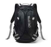 Dicota Backpack Active XL 15-17.3 black/black foto