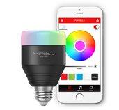 MiPow Playbulb™ Smart chytrá LED BT žárovka -černá foto