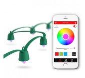 MiPow Playbulb™ String chytrý LED řetěz 10 m foto