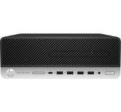HP ProDesk 600 G3 SFF i3-7100/4GB/500GB/DVD/3NBD/W10P foto