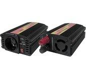 Měnič napětí Carspa CAR300U-24 24V/230V+USB 300W, modifikovaná sinus foto