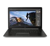 HP ZBook studio G4 UHD/i7-7820HQ/16G/512G/NV/VGA/DP/RJ45/WFI/BT/MCR/FPR/3RServis/W10P foto