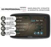 TomTom GO Professional 6200 EU, Wi-Fi, LIFETIME mapy foto