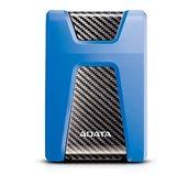 """ADATA HD650 1TB External 2.5"""" HDD Blue 3.1 foto"""