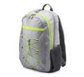 HP 15.6 Active Backpack (Grey/Neon Yellow) foto