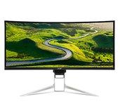 """37,5"""" LCD Acer XR382CQKbmijphuzx - WQHD,IPS,HDMI,DP,USB,2x repro foto"""