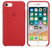 iPhone 8 / 7 Silicone Case - (PRODUCT)RED foto