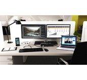 i-tec USB 3.0 / USB-C 5K Univerzální dual dokovací stanice foto