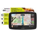 TomTom GO 620 World, Wi-Fi, LIFETIME mapy foto