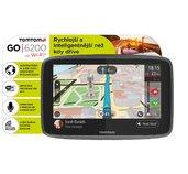 TomTom GO 6200 World, Wi-Fi, LIFETIME mapy foto