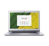 Acer Chromebook 15,6T/N4200/4G/64GB/Chrome silver foto