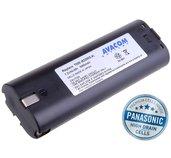 Baterie AVACOM MAKITA 7000 Ni-MH 7,2V 3000mAh, články PANASONIC foto