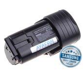 Baterie AVACOM BLACK & DECKER BL1310  Li-Ion 12V 2000mAh, články SAMSUNG foto