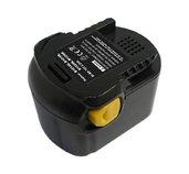 Baterie AVACOM AEG B1220 R Ni-MH 12V 3000mAh, články PANASONIC foto