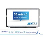 """LCD PANEL NTSUP 15,6"""" 1920x1080 40PIN TENKÝ LESKLÝ foto"""