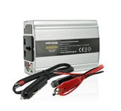 WE Měnič napětí DC/AC 12V / 230V, 350W, USB foto