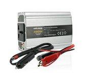 WE Měnič napětí DC/AC 24V / 230V, 350W, USB foto