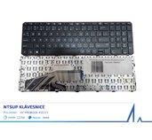 NTSUP Klávesnice HP Probook 450 g3 černá CZ/SK foto