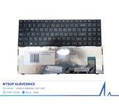 NTSUP Klávesnice pro Lenovo IdeaPad 100-15IBY černá CZ/SK foto