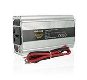 WE Měnič napětí DC/AC 24V / 230V, 400W, USB foto